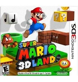 Nintendo 3DS Super Mario 3D Land (New, Sealed)
