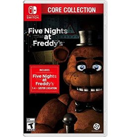 Nintendo Switch Five Nights at Freddy's (Used)