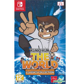 Nintendo Switch Kunio-kun World Classics Collection (Asia Import)