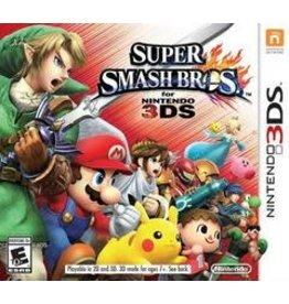 Nintendo 3DS Super Smash Bros for Nintendo 3DS (Brand New)