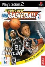 Playstation 2 Backyard Basketball (CiB)