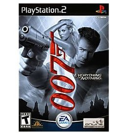 Playstation 2 007 Everything or Nothing (No Manual)