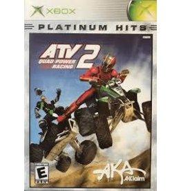 Xbox ATV Quad Power Racing 2 (Platinum Hits, CiB)
