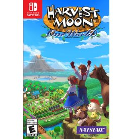 Nintendo Switch Harvest Moon One World