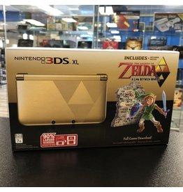 Nintendo 3DS Nintendo 3DS XL Zelda Link Between Worlds Limited Edition Console (Brand New)