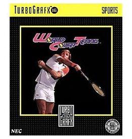 TurboGrafx-16 World Court Tennis (Cart Only, Custom Case)