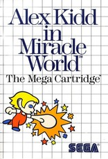 Sega Master System Alex Kidd in Miracle World (Cart Only)