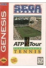 Sega Genesis ATP Tour Championship Tennis [Cardboard Box, CiB]