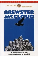 Cult and Cool Brewster McCloud