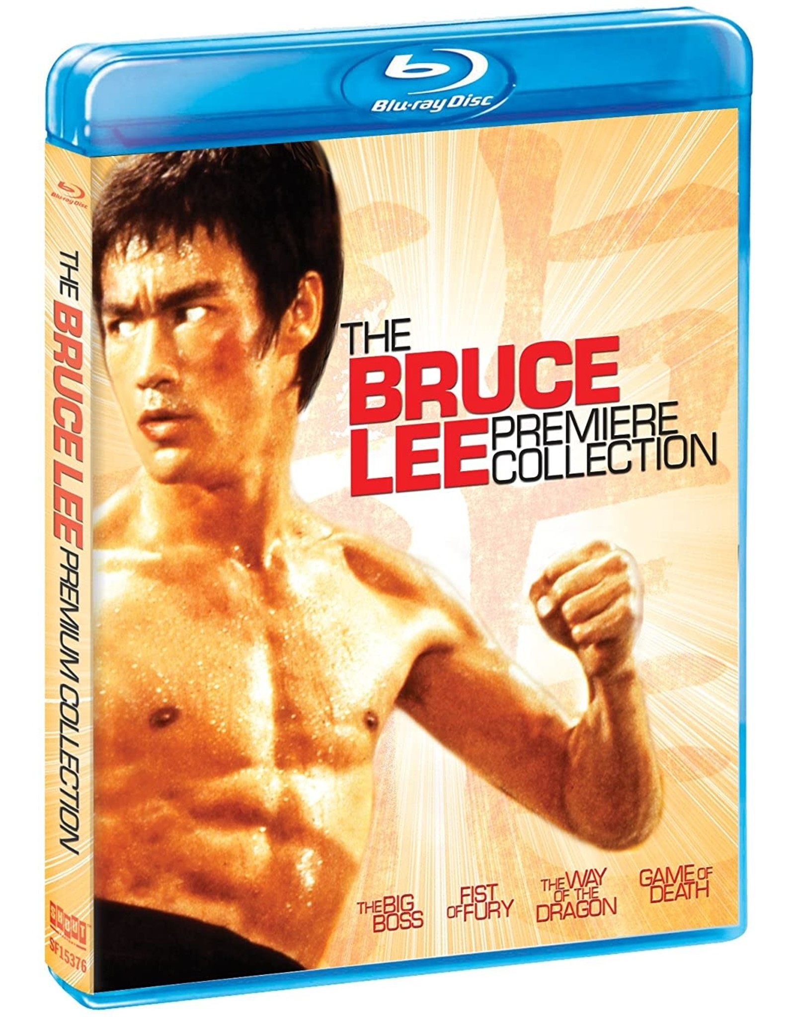 Cult and Cool Bruce Lee Premiere Collection