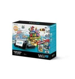Wii U Wii U Console Deluxe: Mario 3D World Bundle (CIB)