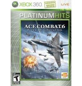 Xbox 360 Ace Combat 6 Fires of Liberation (Platinum Hits, No Manual)