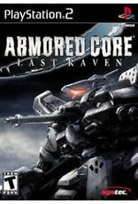 Playstation 2 Armored Core Last Raven (No Manual)