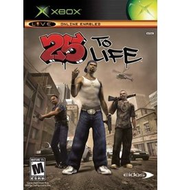 Xbox 25 to Life (CiB)