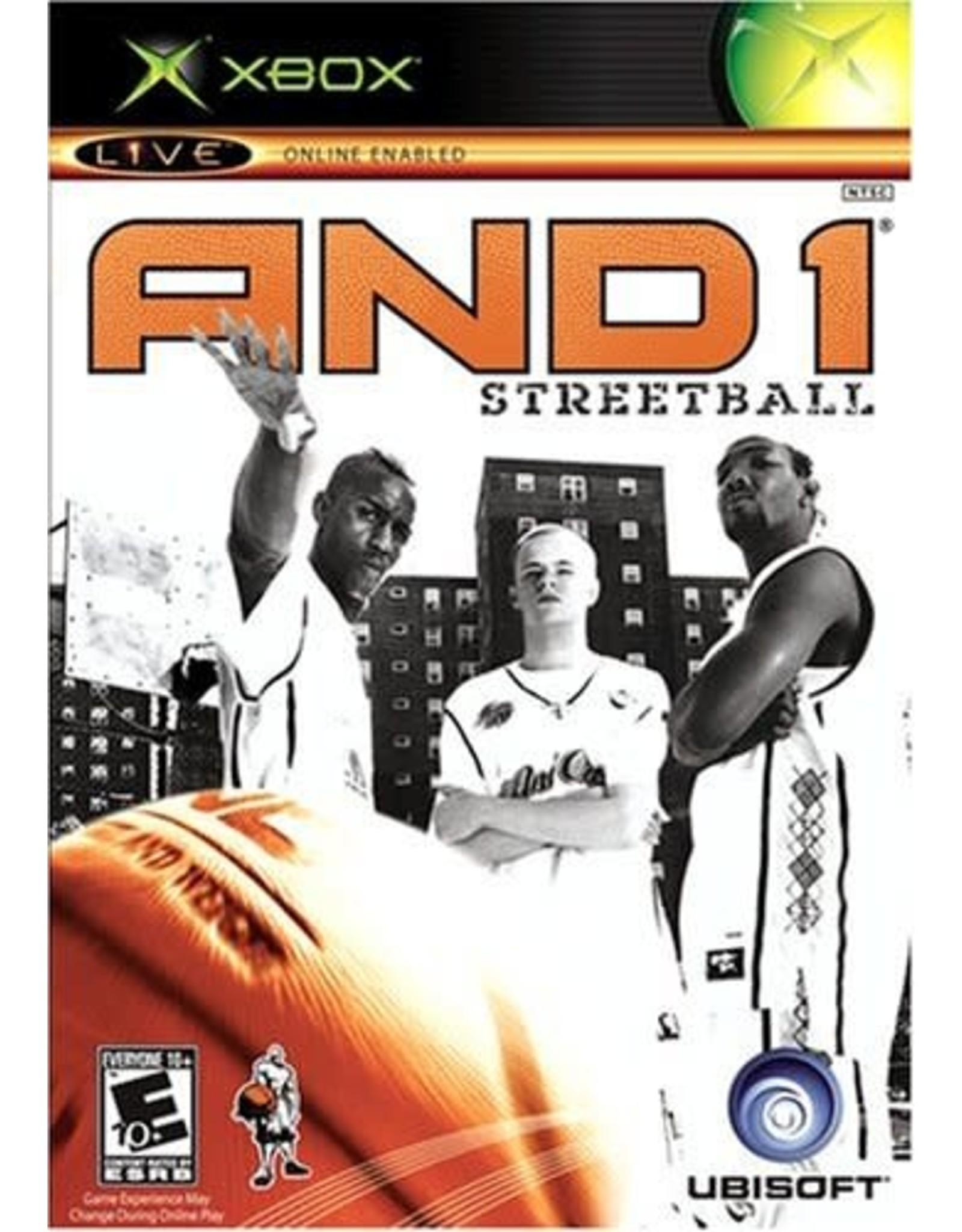 Xbox And 1 Streetball (CiB)