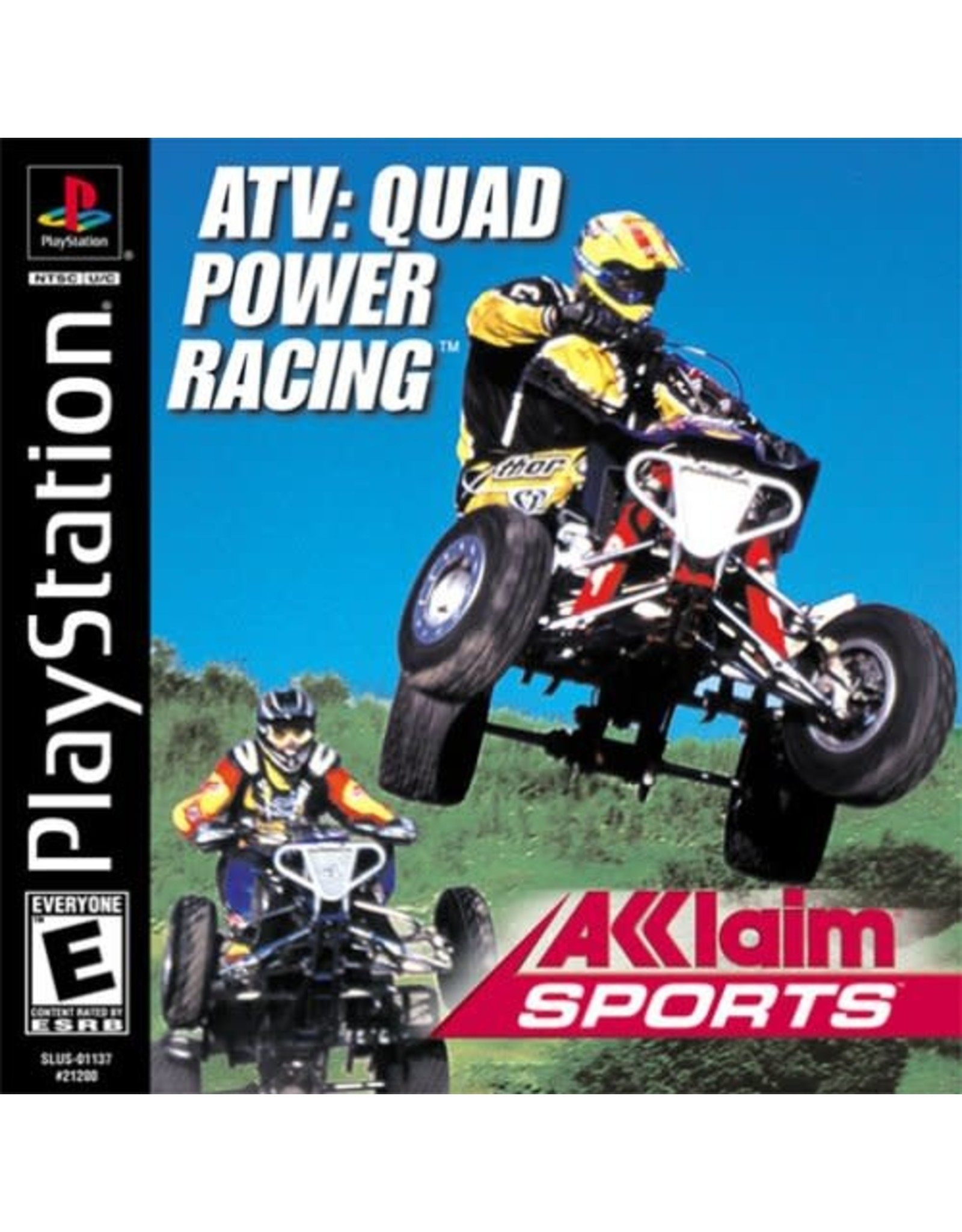 Playstation ATV Quad Power Racing (CiB)