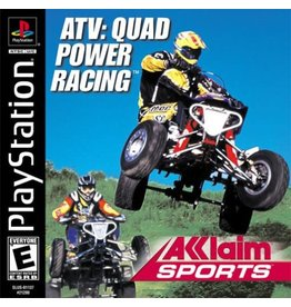 Playstation ATV Quad Power Racing (CiB)