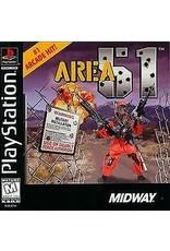 Playstation Area 51 (CiB)