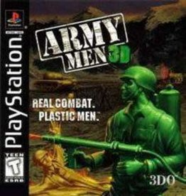 Playstation Army Men 3D (CiB)