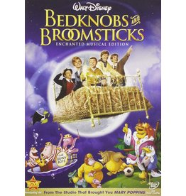 Disney Bedknobs and Broomsticks Enchanted Musical Edition