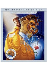 Disney Beauty and The Beast 25th Anniversary Edition