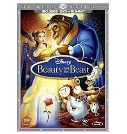 Disney Beauty and the Beast Diamond Edition