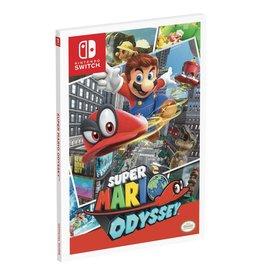 Super Mario Odyssey Official Guide