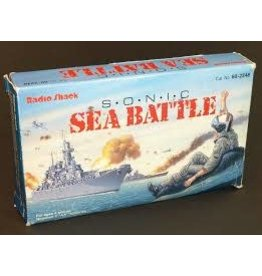 Radio Shack Radio Shack Sonic Sea Battle (CiB)