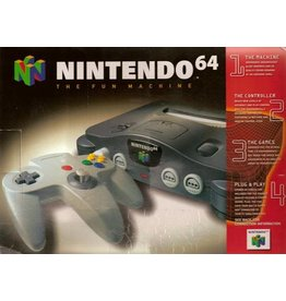 Nintendo 64 Nintendo 64 Console (CiB)