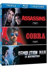 Cult and Cool Assassins / Cobra / Demolition Man Triple Feature