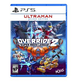 Playstation 5 Override 2 Ultraman Deluxe Edition (No DLC)