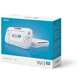 Wii U Wii U Console White 8GB (CiB)