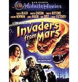 Horror Invaders From Mars