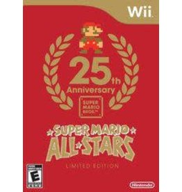 Wii Super Mario All Stars Limited Edition (Brand New)