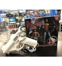 Sega Dreamcast House of the Dead Gunset with Extra Gun (CiB, Japanese Import)