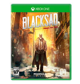Xbox One Blacksad Under The Skin (Used)
