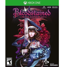 Xbox One Bloodstained Ritual of The Night (Used)