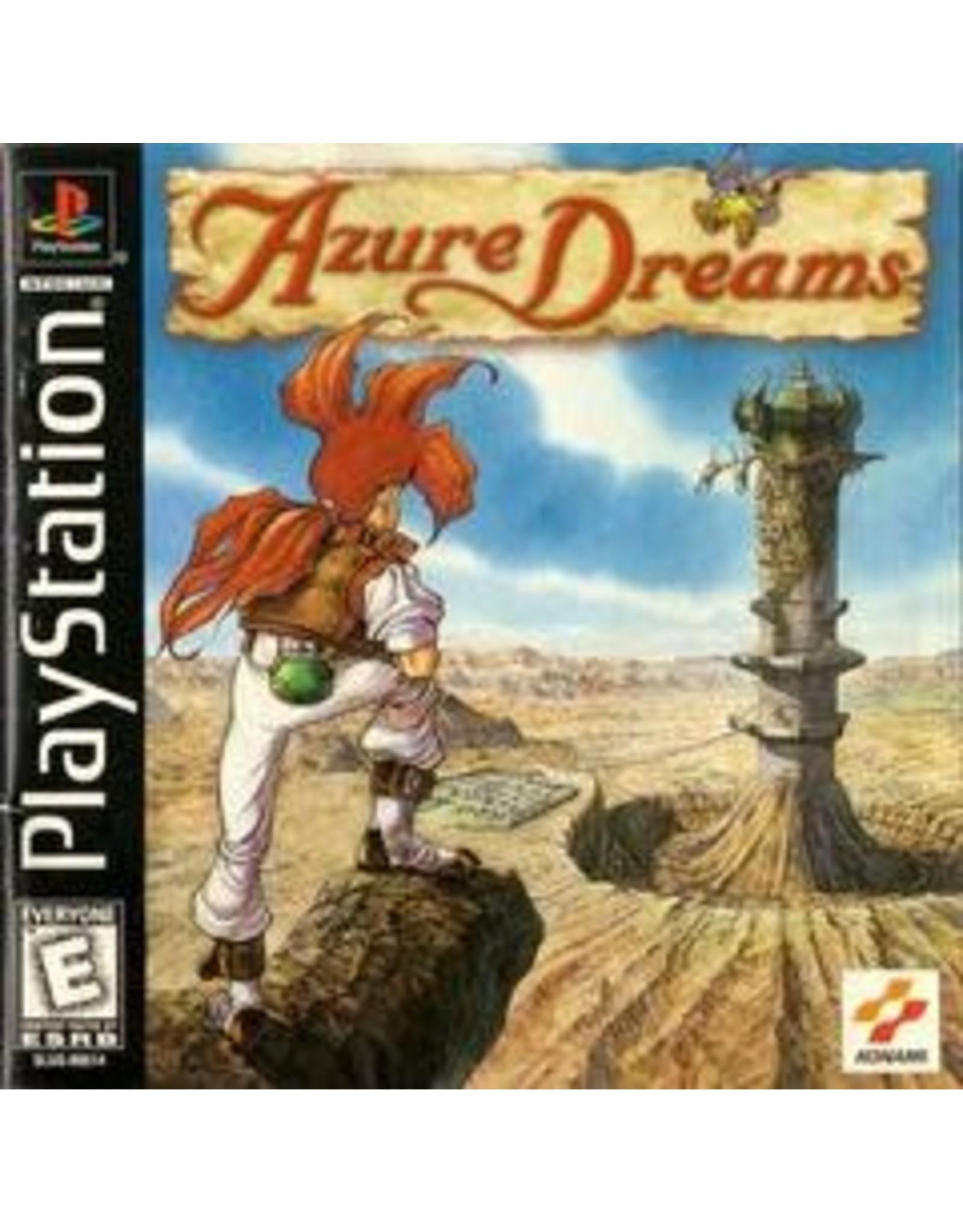 Playstation Azure Dreams (CiB)