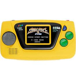 Sega Game Gear Game Gear Micro (JPN Import, Yellow)