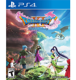 Playstation 4 Dragon Quest XI: Echoes of an Elusive Age (New)
