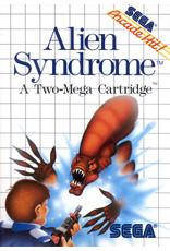Sega Master System Alien Syndrome (CiB)