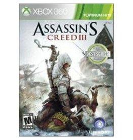 Xbox 360 Assassin's Creed III Platinum Hits (CiB)