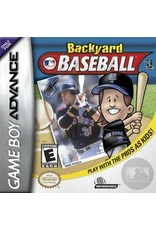 GameBoy Advance Backyard Baseball (Cart Only)