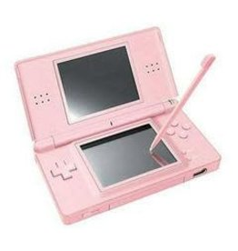 Nintendo DS Nintendo DS Lite Coral Pink (Scratched Screens, USED)