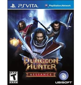 Playstation Vita Dungeon Hunter Alliance (Cart Only)