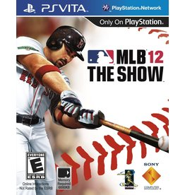 Playstation Vita MLB 12: The Show (Cart Only)