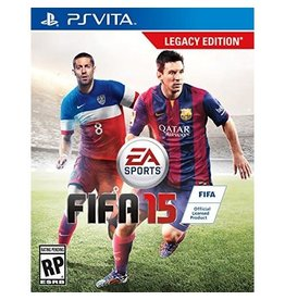 Playstation Vita FIFA 15: Legacy Edition (Used)
