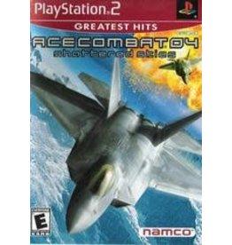 Playstation 2 Ace Combat 4 Greatest Hits (CiB)