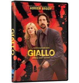 Horror Giallo (Brand New)