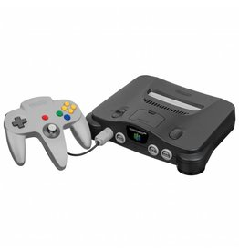 Nintendo 64 N64 Nintendo 64 Console with Expansion Pak (USED)